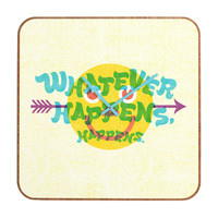 Nick Nelson Whatever Happens Custom Clock