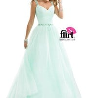 Flirt by Maggie Sottero P4832 Stunning Evening Gown