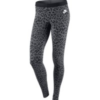 Nike Women's Leg-A-See Allover Print Tights