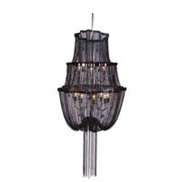 Gothic Chain Tower Chandelier | Lighting from Sweetpea & Willow