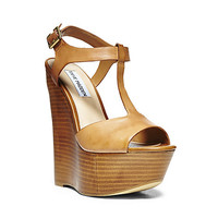 Steve Madden - CHAYSER COGNAC LEATHER
