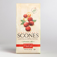 STICKY FINGERS CRANBERRY SCONE MIX