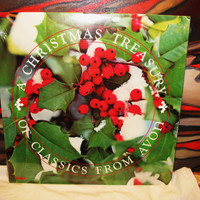 Amazing A Christmas Treasury of Classics From Avon Vinyl Record LP 33 RCA DPL 1-0716 Special Product Avon 1985 Sealed