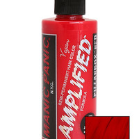 Manic Panic Amplified Semi-Permanent Pillarbox Red Hair Dye