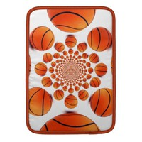 Beautiful Basketball Macbook Air Rickshaw Sleeve