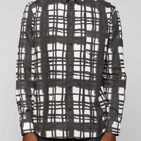 Cheap Monday Neo Spray Button-Down Shirt - Urban Outfitters