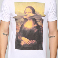 Deter Mona Lisa Tee - Urban Outfitters