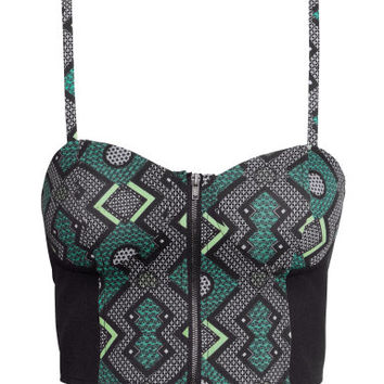 Bustier - from H&M