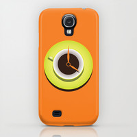 It's Coffee Time iPhone & iPod Case by Boriana Giormova