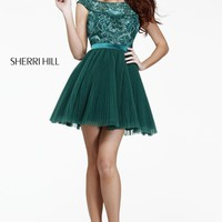 Sherri Hill 21167 Elegant Prom Dress