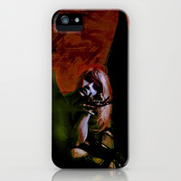 Shadow Comfort iPhone & iPod Case by Galen Valle