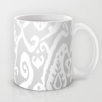 ikat in Dusty Pony Mug by Miranda J. Friedman