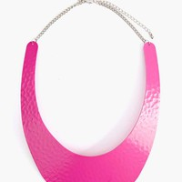 Outshine Necklace - Pink - Final Sale