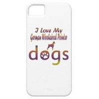 German Wirehaired Pointer designs