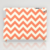 Chevron #1 iPad Case by Ornaart