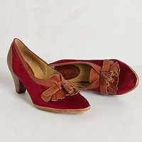 Viv Velvet Loafers
