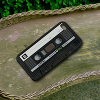 Compact Cassette - Iphone 4/4s Iphone 5 and Samsung Galaxy S3