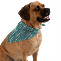 Heather Dutton Bestrewn Lagoon Pet Bandana