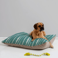Heather Dutton Bestrewn Lagoon Pet Bed