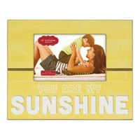 "St. Nicholas Square® ""You Are My Sunshine"" 4"" x 6"" Frame"