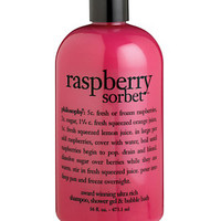 philosophy raspberry sorbet 3-in-1 shower gel | Dillard's Mobile