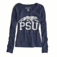 PSU VINTAGE LONG SLEEVE T-SHIRT