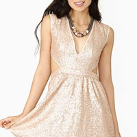 Dancing Queen Sequin Dress