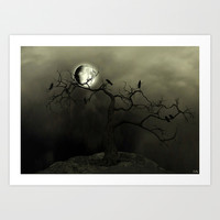 Desolation Art Print by Texnotropio
