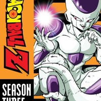 Dragon Ball Z: Season Three (Frieza Saga)