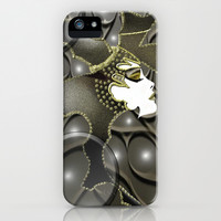 Masquerade iPhone & iPod Case by Müge Başak