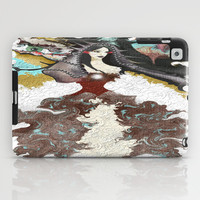 Crash iPad Case by Müge Başak