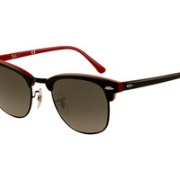 Look who's looking at this new Ray-Ban Clubmaster Color Mix