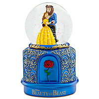 Beauty and the Beast: The Broadway Musical Snowglobe