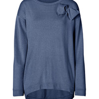 Brunello Cucinelli - Cashmere Pullover with Bow