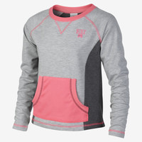 NIKE SUNSET RIDE CREW PULLOVER