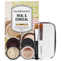 Sephora: bareMinerals : bareMinerals Heal & Conceal Acne Treatment & Concealer : face-serum