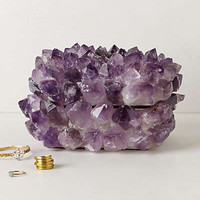 Amethyst Stone Jewelry Box