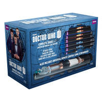 Doctor Who: Series 1-7 Blu-Ray Giftset
