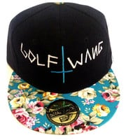 Wolf Gang Snapback Golf Wang Flat Bill Hat Odd Future Tyler The Creator