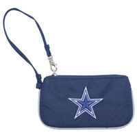 NFL Team Logo Clutch Purse