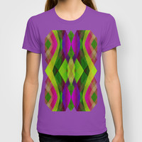 Abstract Modern Background G157 T-shirt by MedusArt
