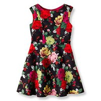 Baker by Ted Baker Floral Dress - Girls