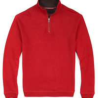 Razorback Collection Long-Sleeve Half-Zip Reversible Pullover | Dillard's Mobile