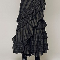 Enya Plaid Skirt