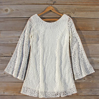 North Sea Lace Dress