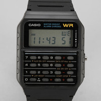Casio Classic Databank Watch - Urban Outfitters