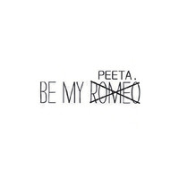 Hunger Games - Be my Peeta