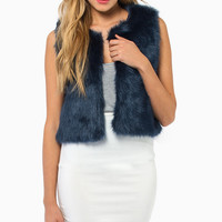 Crop Or Drop Vest $70