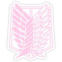 Attack On Titan Pink