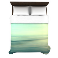 "Sylvia Cook ""Beach"" Fleece Duvet Cover"